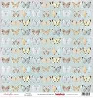 Бумага «Бабочки. Бабочки»