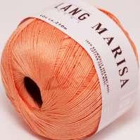 Пряжа «MARISA календула» - Lang Yarns (Швейцария)