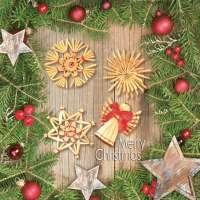 Салфетка «На Рождество» №601