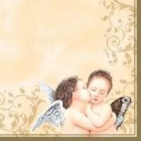 Салфетка «Два ангела» №620