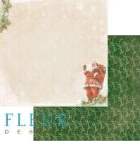 Бумага «Дед Мороз. Новогодняя ночь»