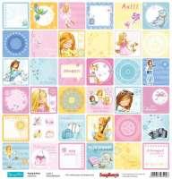 Бумага «Подружки. Карточки 2 Рус»