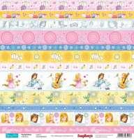 Бумага «Подружки. Карточки 3 Рус»