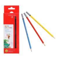 Акварельные карандаши 18 цв.