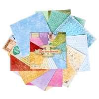 Набор бумаги для скрапбукинга «Вдохновение»