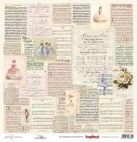 Бумага «Джульетта. Музыка»