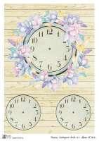 Карта «Antiques clock 4-1»