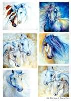 Карта «Blue Horse 3»