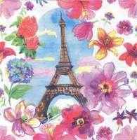 Салфетка «Весна в Париже»
