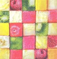 Салфетка «Фруктовая мозаика»