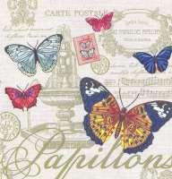 Салфетка «Бабочки»