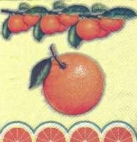 Салфетка «Апельсин»