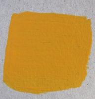 Краска «Шафран. Темно-желтый» акриловая