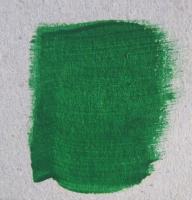 Краска «Рождественский зеленый» акриловая
