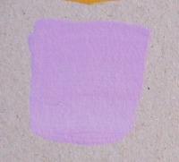 Краска «Нежно-сиреневый» акриловая