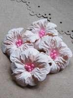 Цветы «Розовый сад» бумажные