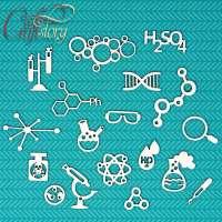 Чипборд «Химия»