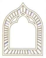 Чипборд «Окно №6»
