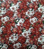 Ткань для пэчворка «Лилии»