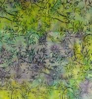 Ткань для пэчворка двусторонняя «Тропики №1»