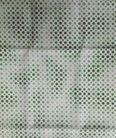 Ткань для пэчворка «Горошки. Зеленый»