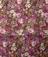 Ткань для пэчворка «Цветочная поляна»