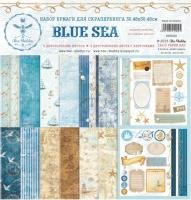 Набор бумаги «BLUE SEA»