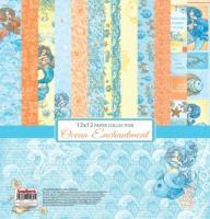 Набор бумаги «Сказки моря»