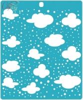 Трафарет «Облака»