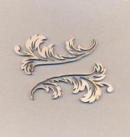 Элемент из дерева «Веточки»