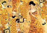 Бумага рисовая для декупажа «Картины Густава  Климта»