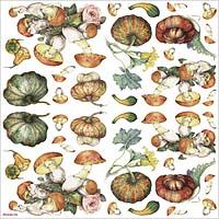 Салфетка рисовая для декупажа «Осенний дар»