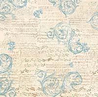 Салфетка рисовая для декупажа «Моцарт»