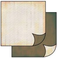 Бумага для скрапбукинга двухсторонняя SBB006