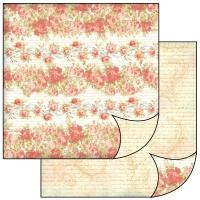 Бумага для скрапбукинга двухсторонняя SBB118