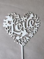 Топпер №23 «Сердце»
