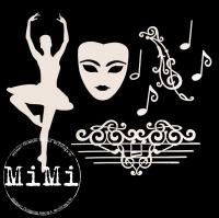 Чипборд «Танец», коллекция Музыка