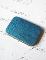 Краска «Авантюрин» голубой