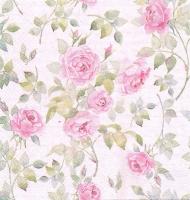 Салфетка «Нежные розы» №751