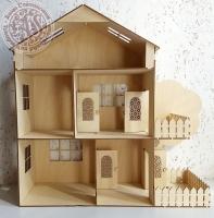 Кукольный домик №1