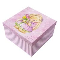 Подарочная коробка ZaikaMi куб 5