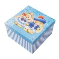 Подарочная коробка ZaikaMi куб 3