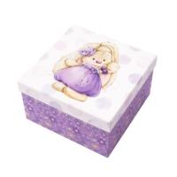 Подарочная коробка ZaikaMi куб 2
