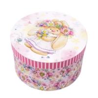 Подарочная коробка ZaikaMi круг 5