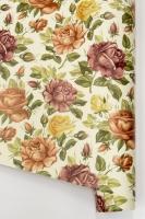 Бумага упаковочная «Цветущие розы»