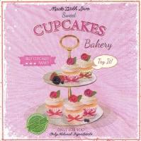 Салфетка «Cupcakes» №754