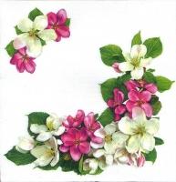 Салфетка «Весна. Яблоня» №765