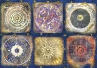 Рисовая карта «Средневековая астрономия»