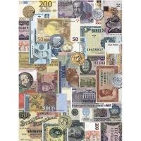 Рисовая карта «Наличные деньги»