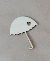 «Зонт» чипборд деревянный